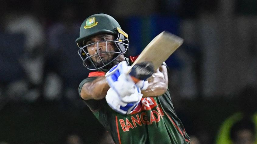McKenzie pointed to Mahmudullah's blitz in the CPL to say that the Bangladeshis are capable of big hitting