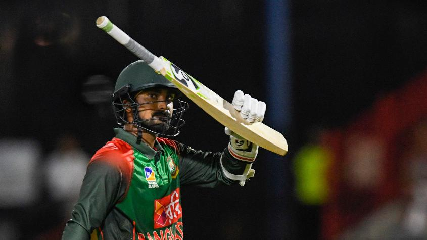 Liton Das is likely going to partner Tamim Iqbal at the top in the short term