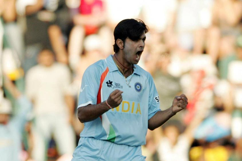 He was India's leading wicket-taker in the inaugural edition of ICC World T20