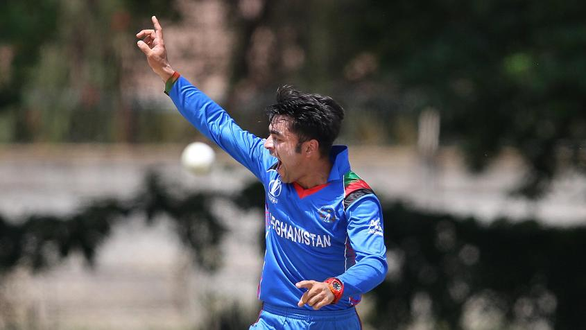 There's no 'fear factor' when it comes to Rashid Khan, Steve Rhodes said