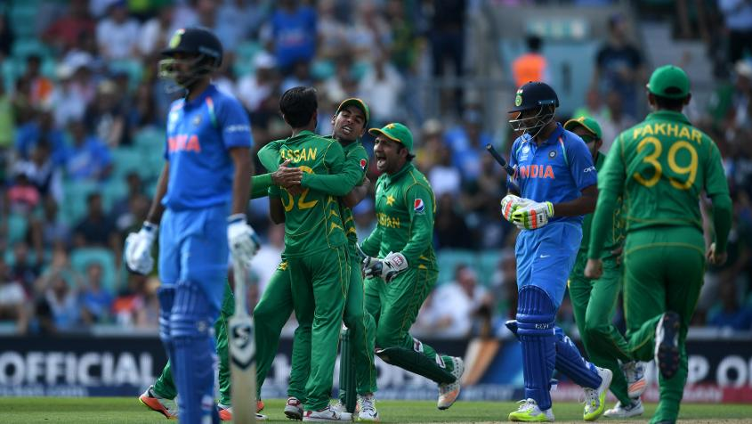 India and Pakistan last met in the ICC Champions Trophy 2017 final
