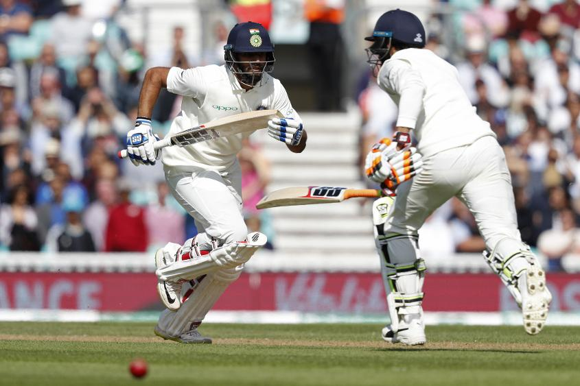 Hanuma Vihari had a vital partnership with Ravindra Jadeja