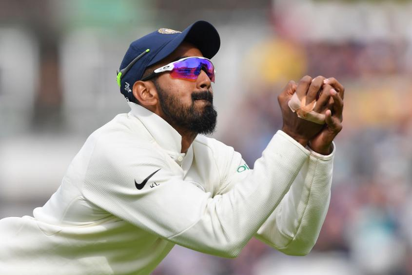 KL Rahul completed plenty of excellent catches