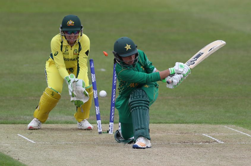 Pakistan's games against Australia will be part of the ICC Women's ODI Championship