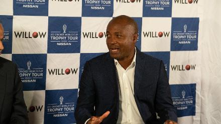 ICC Cricket World Cup 2019 Trophy Tour USA