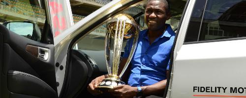 ICC Cricket World Cup 2019 Trophy Tour