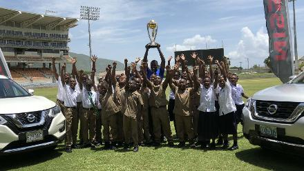 ICC Cricket World Cup 2019 Trophy Tour – Barbados and Jamaica