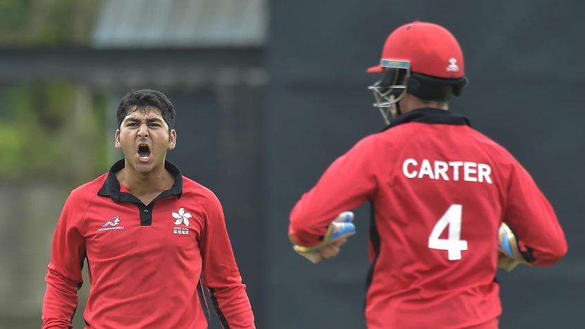 Hong Kong added a fresh feather to their cap by topping Nepal and UAE to qualify for the Asia Cup