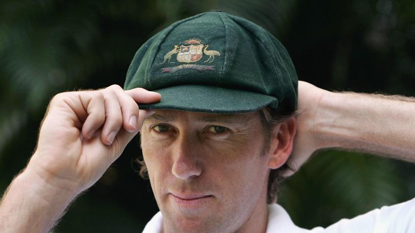 Glenn McGrath picked up 563 wickets from 124 Tests