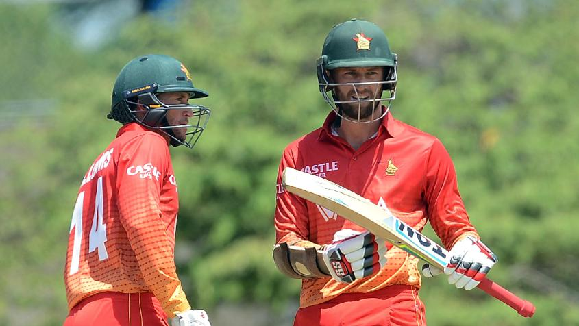 Sean Williams and Craig Ervine, who last played for Zimbabwe in the ICC Cricket World Cup Qualifier 2018, have also made the ODI squad for South Africa