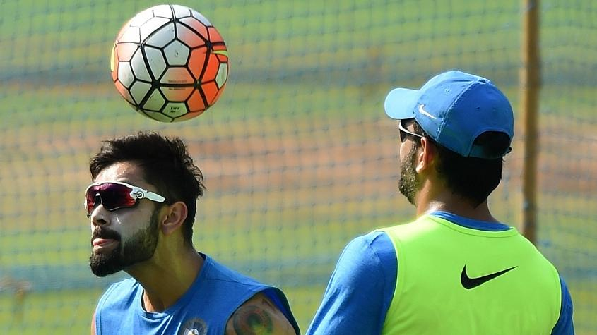 Virat Kohli took over from MS Dhoni, first in Tests and then in limited-overs internationals