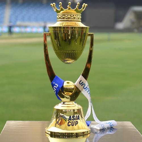 India, Pakistan, Sri Lanka, Afghanistan, Bangladesh and Hong Kong will tussle for the 14th Asia Cup trophy