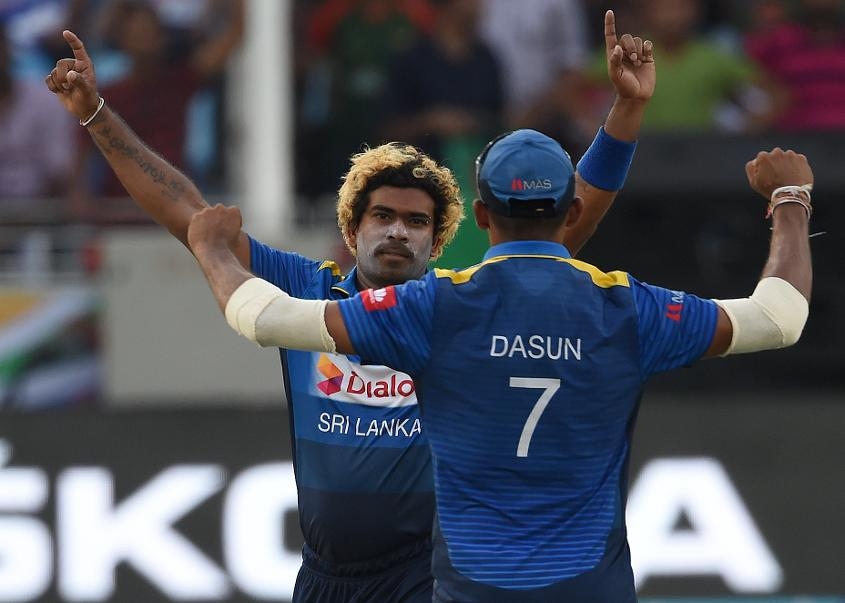 Lasith Malinga rolled back the years with a superb display of fast bowling