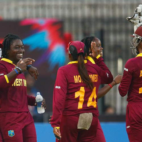 49 – Windies' biggest win margin in 2016 title run
