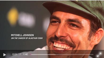 Johnson on Cook