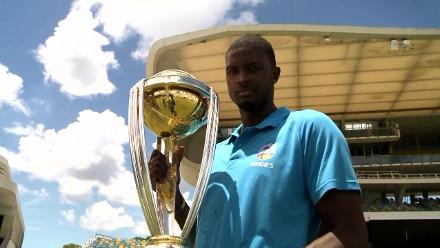 #CWCTrophyTour heads to the West Indies!