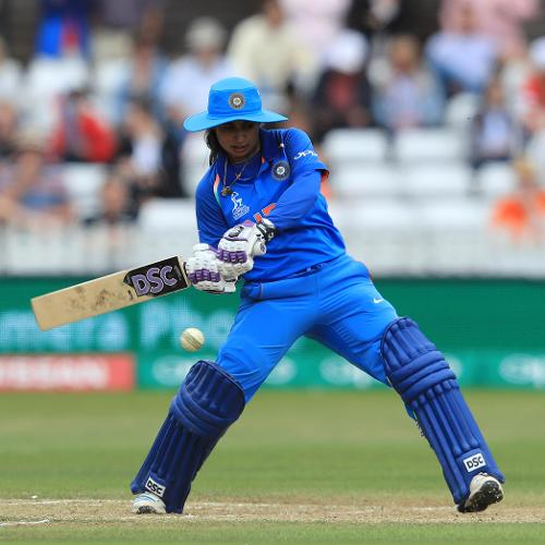35 – Age of Mithali Raj, India's leading run scorer in the competition