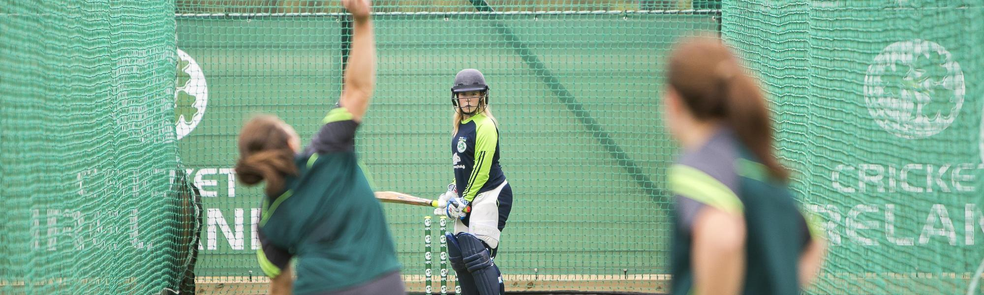 Ireland Women training