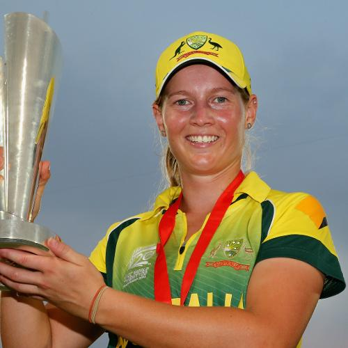 33 – Number of fours hit by Meg Lanning in ICC Women's World T20 2014