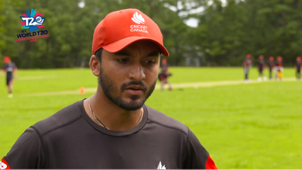 ICC World Twenty20 Americas Qualifier A: Canada captain looks ahead