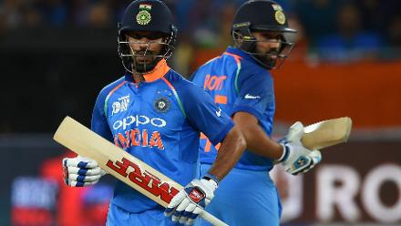 In Pics: India take honours in first bout against Pakistan