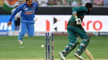 Kedar Jadhav did his bit as well, returning a career-best 3/23