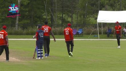ICC World Twenty20 Americas Qualifier A: Canada v Panama – Highlights