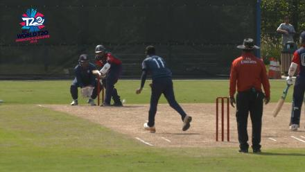 ICC World Twenty20 Americas Qualifier A: USA vs Panama – Highlights