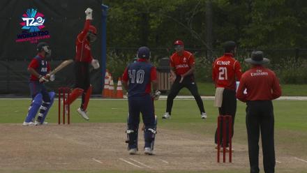 ICC World Twenty20 Americas Qualifier A: Canada v Panama – Canada c&b