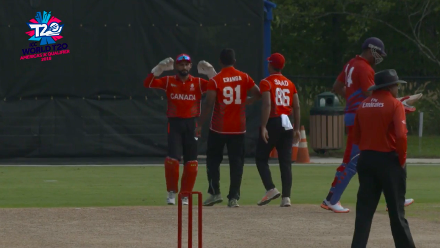 ICC World Twenty20 Americas Qualifier A: Belize v Canada – Highlights Part 2