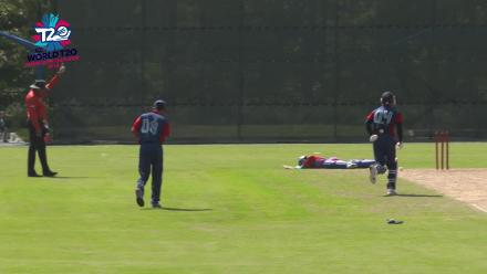 ICC World Twenty20 Americas Qualifier A: Belize v Panama – Muslar run out for 30