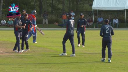 ICC World Twenty20 Americas Qualifier A: USA v Belize – Brown falls for a duck