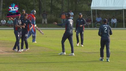 ICC World Twenty20 Americas Qualifier A: USA v Belize – Brown falls for a duck