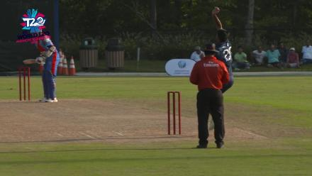ICC World Twenty20 Americas Qualifier A: USA v Belize – Highlights