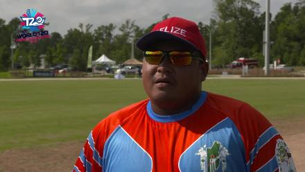 ICC World Twenty20 Americas Qualifier A: USA v Belize – Pre-game interview (Belize)