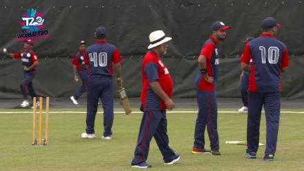 ICC World Twenty20 Americas Qualifier A: Belize v Panama – Pre-game interview (Panama)
