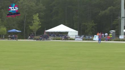 ICC World Twenty20 Americas Qualifier A: USA v Belize – Monank Patel's century