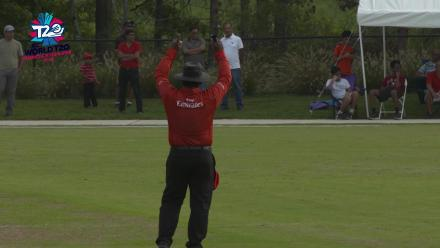 ICC World Twenty20 Americas Qualifier A: USA v Belize – Player of the Match