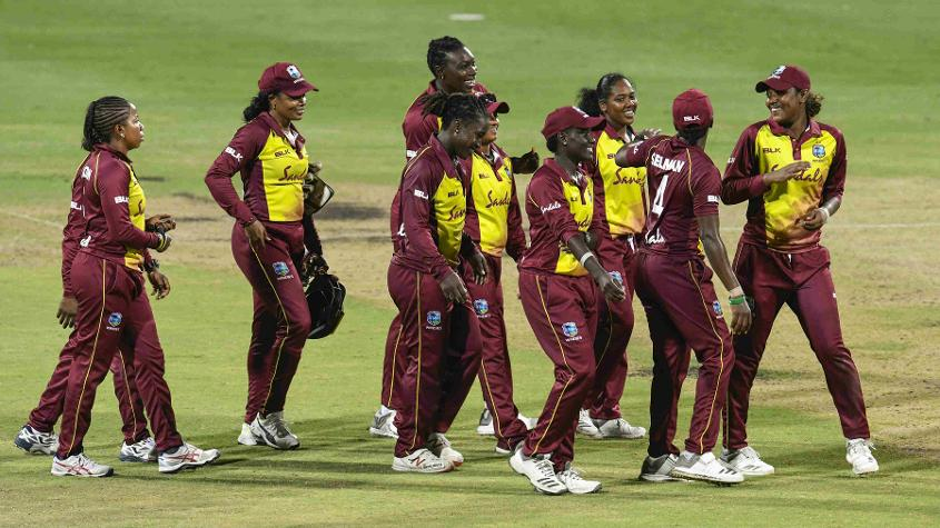 The win helped the Windies move into fourth spot on the ICC Women's Championship table