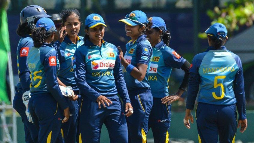 Sri Lanka Women lost their three-match ODI series against India 2-1