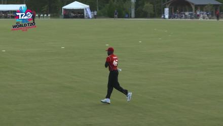 ICC World Twenty20 Americas Qualifier A: USA v Canada – Catches montage