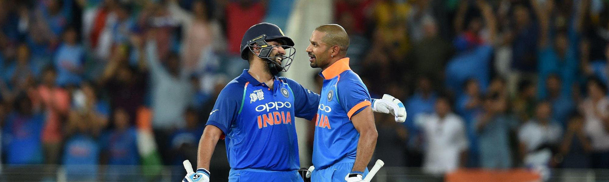 Sharma and Dhawan