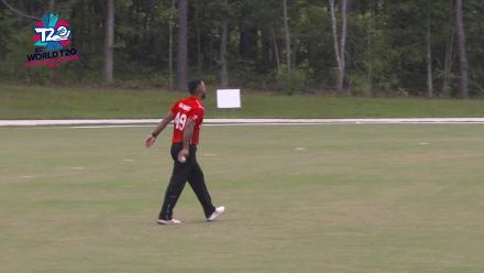 ICC World Twenty20 Americas Qualifier A: Belize v Canada – safe catch