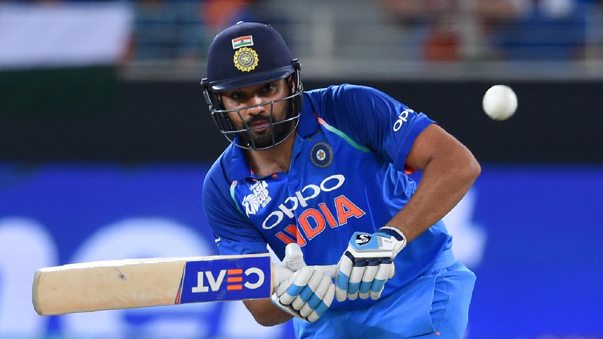 'Important to let Dhawan be himself' – Rohit Sharma