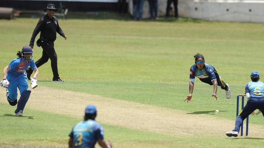 Jemimah Rodrigues continued her good form with a 31-ball 46