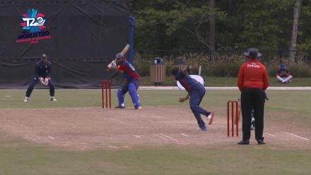 ICC World Twenty20 Americas Qualifier A: USA v Panama – Full Highlights