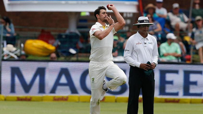 Mitchell Starc returns to the Australian squad after a lengthy injury-forced layoff