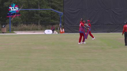 ICC World Twenty20 Americas Qualifier A: Belize v Panama – High catch