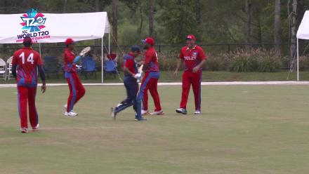 ICC World Twenty20 Americas Qualifier A: Belize v Panama – Catch in the ring