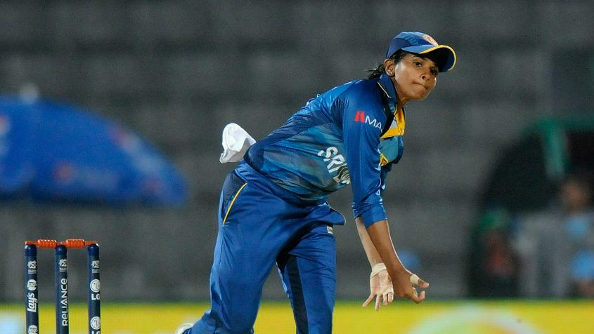 Shashikala Siriwardene returned 3/19